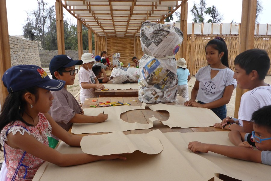 The-Room-for-Archaeologists-and-Kids-Pachacamac