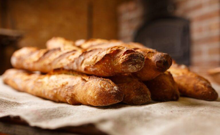 takeout bread Peru
