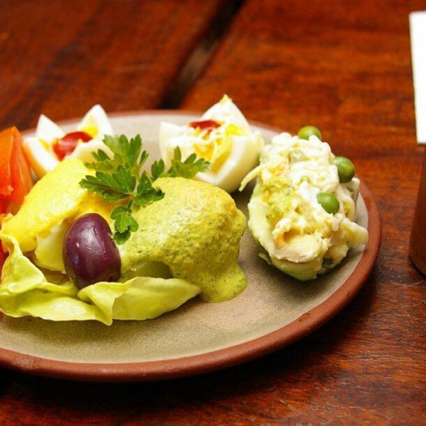 ocopa peruvian sauces