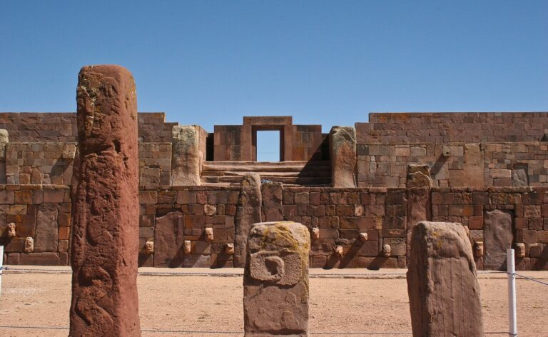 Ancient civilizations of Peru genetic study