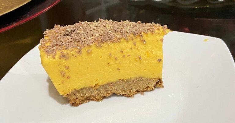 recipe lucuma cheesecake