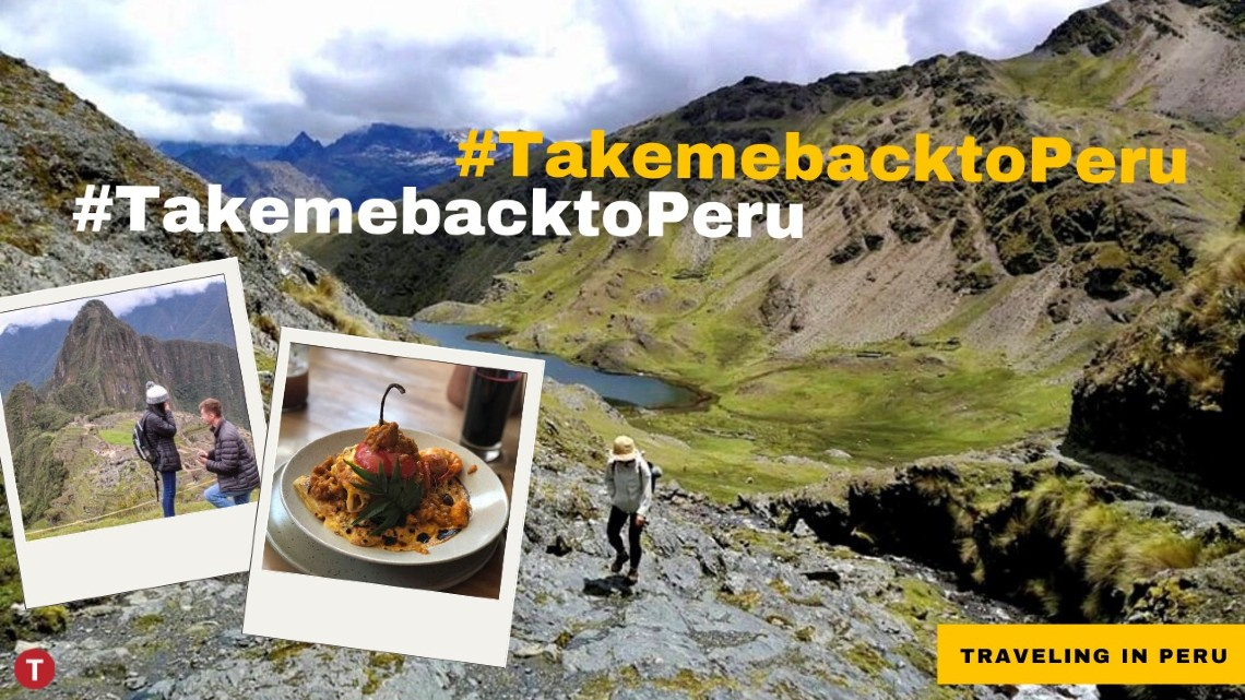 take me back to Peru video