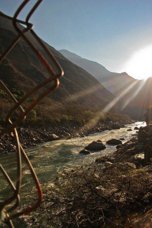 Choquequirao-Apurimac-River