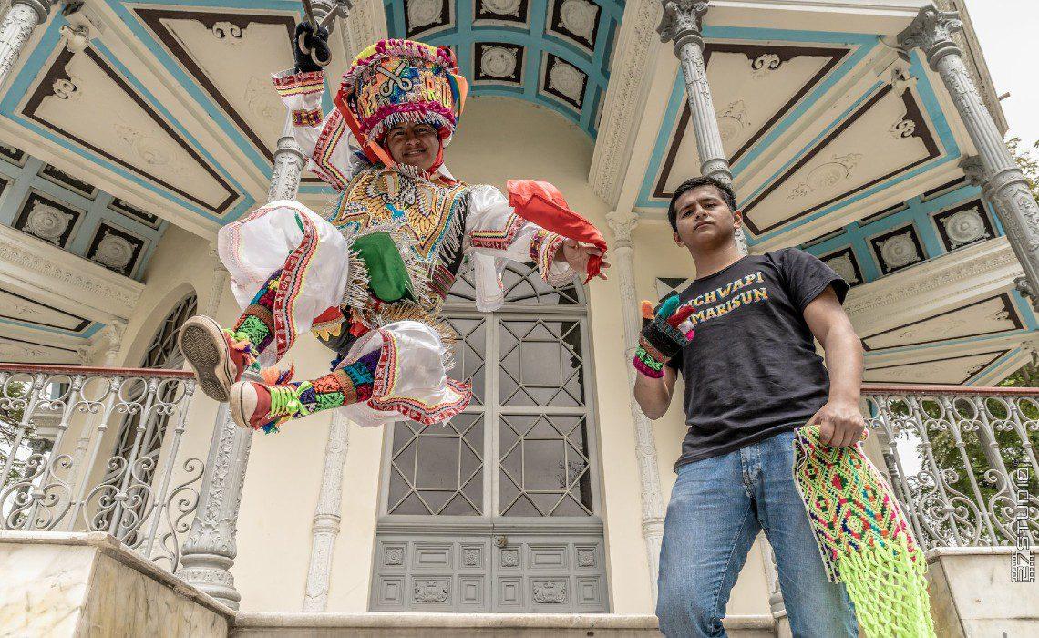 Liberato Kani Quechua Music