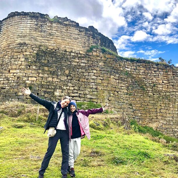 mother daughter Chachapoyas trip