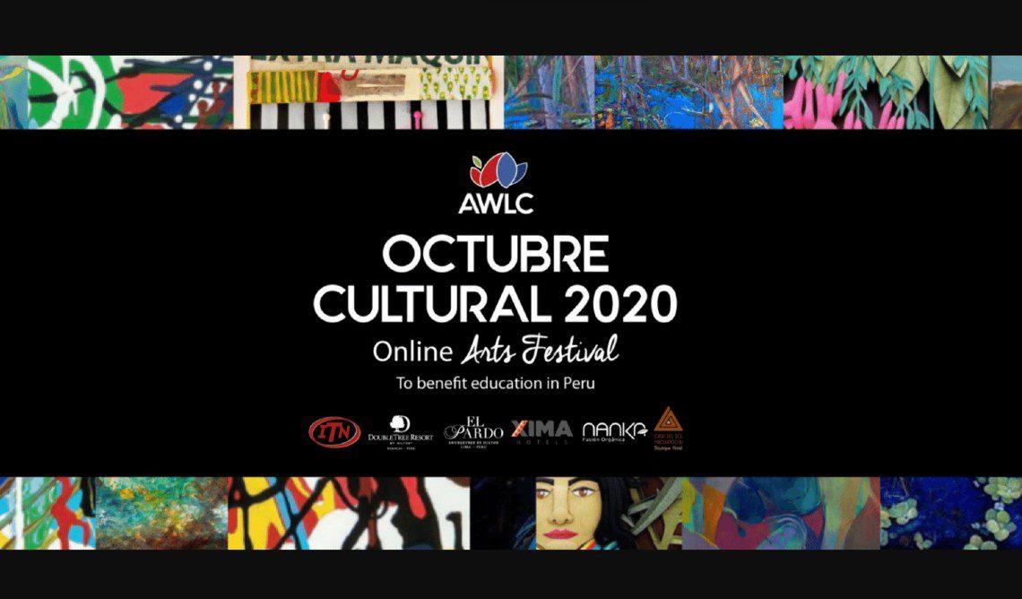 AWLC Octubre Cultural 2020