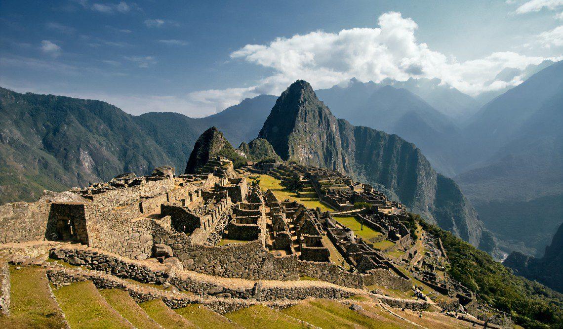 Machu Picchu carbon neutral destination Peru