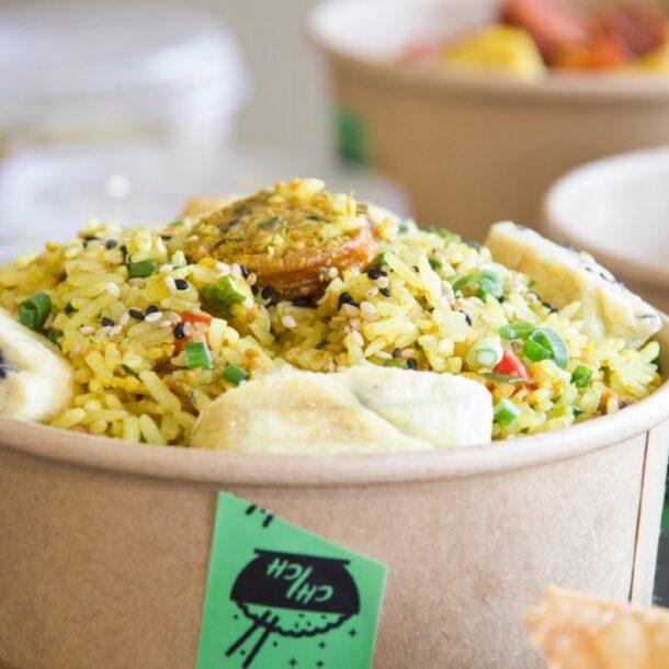 Chinocharapa restaurant delivery review Peru