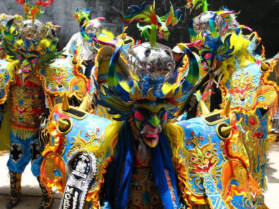 Diablada-Folkloric-Capital-Puno-Peru-Travel-Guide