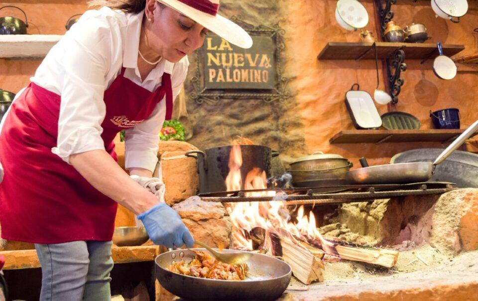 La Nueva Palomino Restaurant Arequipa