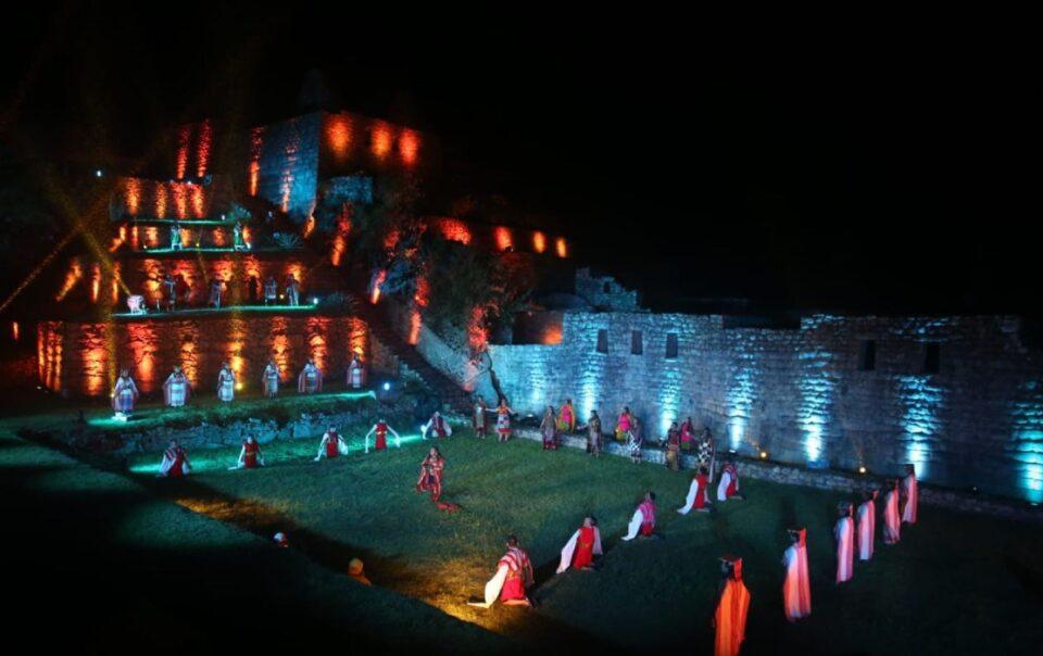 Machu Picchu Reopens Ceremony Peru
