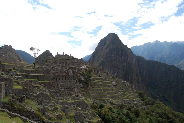 Machu Picchu World Travel Awards 2020