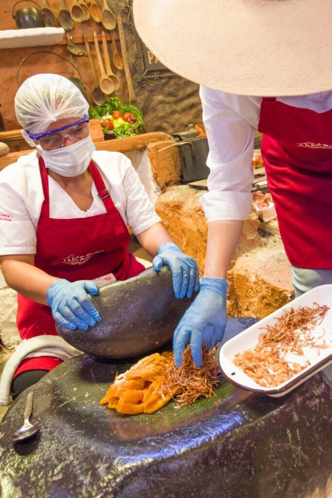 restaurant la nueva palomino arequipa