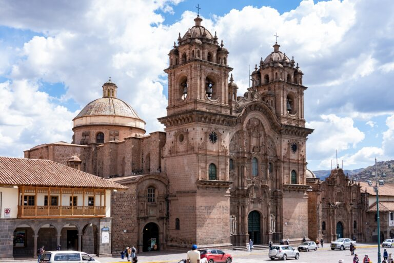 Cusco Cathedral Tour Peru