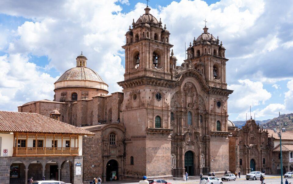 Cusco Cathedral Tour Peru