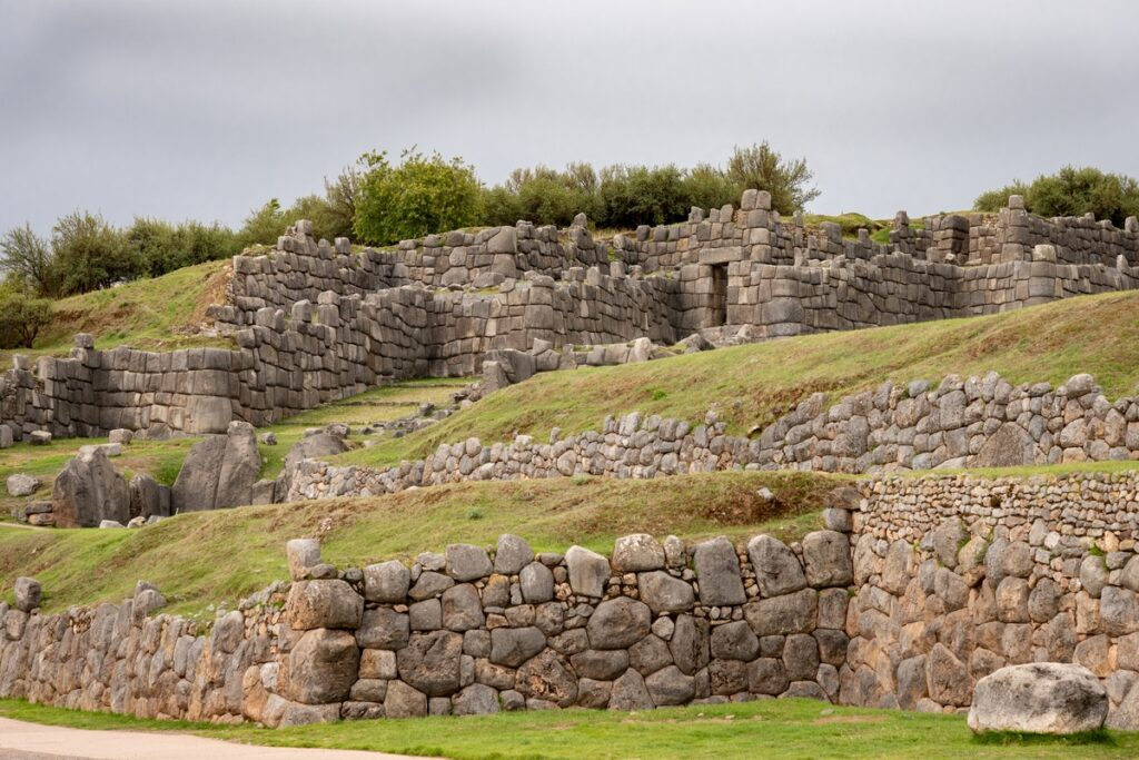 Sacsayhuaman Cusco Peru Tour