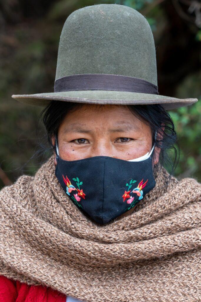 Woman Cusco Sacred Valley Peru Tour
