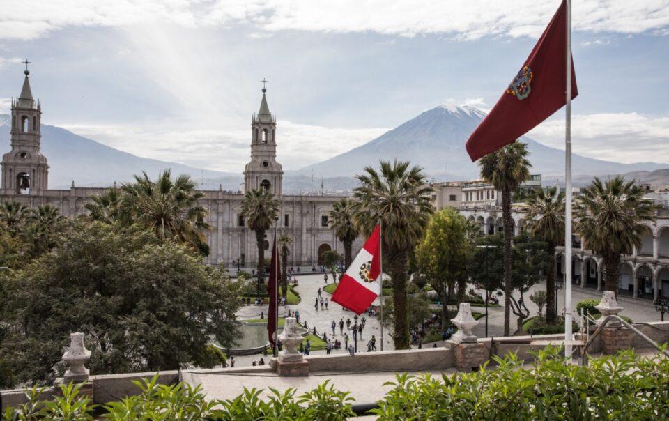 Arequipa proud of Peru