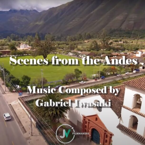 scenes from the andes gabriel iwasaki